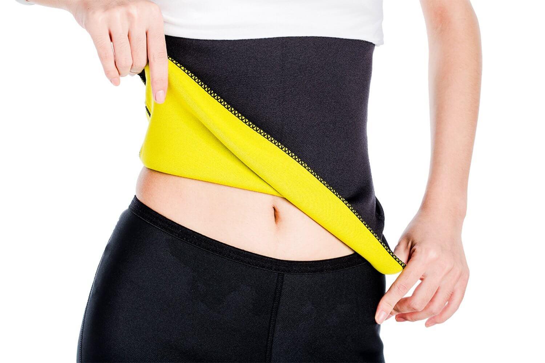 یکی از فواید استفاده از کمربند لاغری کاهش حجم وعده های غذایی می باشد.